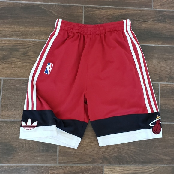 adidas miami heat shorts